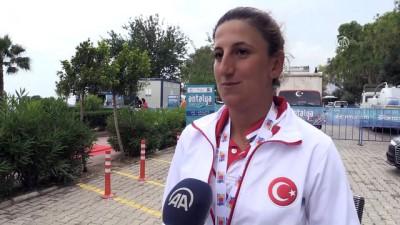 Okçuluk: Dünya Kupası - Yeşim Bostan'dan altın madalya - ANTALYA