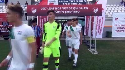Spor Toto Gelişim Ligleri Türkiye Finalleri - ANTALYA