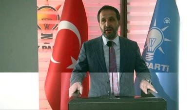 AK Parti Hakkari Milletvekili adayları tanıtıldı