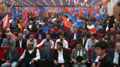 AK Parti Muş milletvekili adayları tanıtıldı