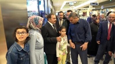 """Bakan Eroğlu: """"Türkiye'nin hava durumu teknolojisi dünyanın en ileri teknolojisi"""""""
