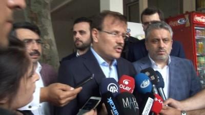"""Başbakan Yardımcısı Hakan Çavuşoğlu dolardaki dalgalanmayı değerlendirdi: """"Dolardaki dalgalanma sunidir"""""""