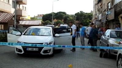 Burhaniye'de polis memuru silahlı saldırıda hayatını kaybetti