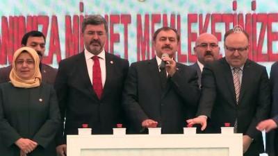 Eroğlu: 'Avrupa ve ABD bizim seçimlerle ilgileniyor. Yahu sana ne bizim seçimlerden' - AFYONKARAHİSAR