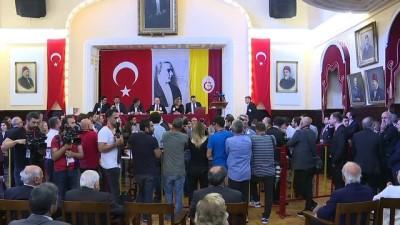 Galatasaray Kulübünün kongresi - İSTANBUL