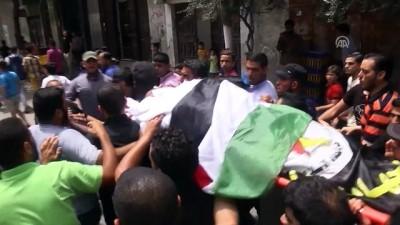 Gazze'deki gösterilerde yaralanan Filistinli şehit oldu - GAZZE