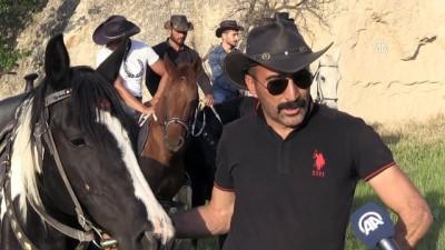 Güzel atlar ülkesinin at sevdalısı kovboyu - NEVŞEHİR