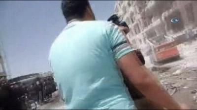 sivil savunma -  - İdlib'te Bomba Yüklü Araçta Patlama: 5 Ölü, 30 Yaralı