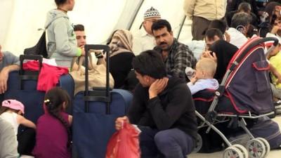 polis ekipleri - Öncüpınar Sınır Kapısı'nda bayram yoğunluğu - KİLİS