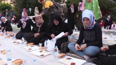 Siirt'te 2 bin 500 kişiye iftar