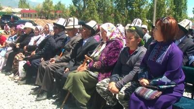 TDBB tarafından Kırgızistan'da cami yaptırıldı - BİŞKEK