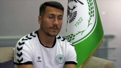 'Tek düşüncem Atiker Konyaspor'un ligde kalmasıydı' - KONYA