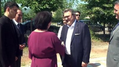 TİKA'dan Arnavutluk'a sosyal destek - KUKES