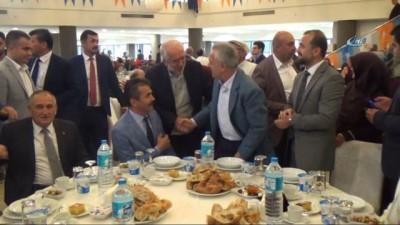 """AK Parti Genel Başkan Yardımcısı Mustafa Ataş: """"Ellerinden gelse havalimanı projesini de iptal ettirirler ama güçleri yetmiyor"""""""