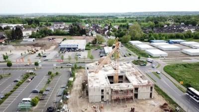Almanya'da 7 kubbeli cami inşaatı yükseliyor - KÖLN