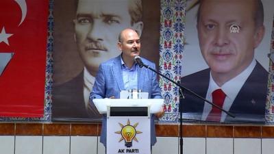 Bakan Soylu: 'Doğu ve Güneydoğu'daki huzur mu battı size?' - İSTANBUL