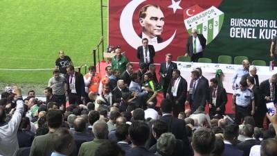 Bursaspor Kulübünün kongresi başladı - BURSA