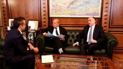 Fransa ve Azerbaycan işbirliğini geliştirecek - BAKÜ