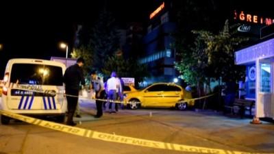 polis ekipleri -  İki grup arasında silahlı kavga: 2 yaralı