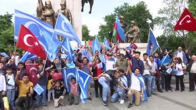 'Kerkük'teki seçim sonuçları' protestosu - İSTANBUL