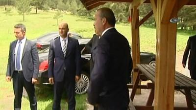 MHP Lideri Bahçeli, seçim maratonuna doğa molası verdi Haberi
