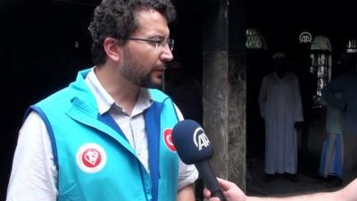 TDV Müslümanların yaralarını sarmak için Sri Lanka'da - KANDY Haberi