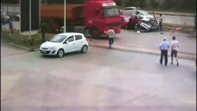 Trafik kazası: 7 yaralı - KARABÜK Haberi