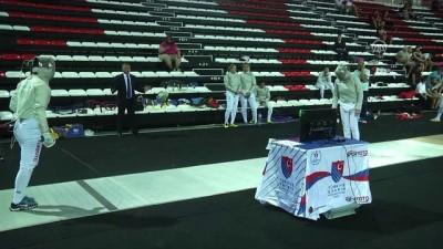 Uluslararası Satellite Eskrim Turnuvası - ANTALYA