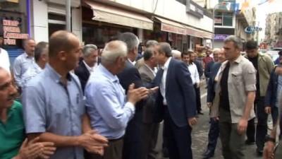 """AK Parti Genel Başkan Yardımcısı Mehdi Eker: """"Türkiye'yi eski günlerine geri götürmek istiyorlar"""""""