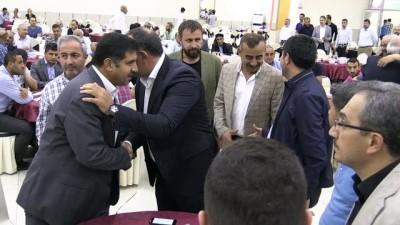 AK Parti Siirt milletvekili adayları tanıtıldı