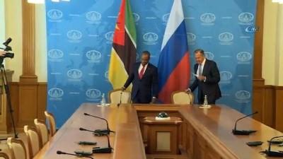 """- Lavrov: """"suriye'nin Güney Sınırında Sadece Suriye Ordusu Olmalı"""""""