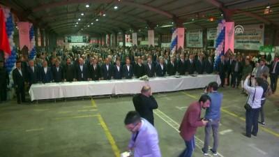 Orman ve Su İşleri Bakanı Eroğlu: 'Tarihin en önemli seçimlerinden biri' - KASTAMONU