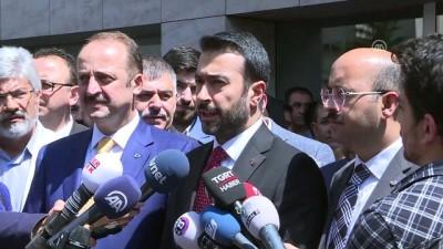 Cumhurbaşkanı Erdoğan'ın seçim kampanyasına bağış desteği - ANKARA