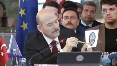 """İçişleri Bakanı Süleyman Soylu:""""Biz kimsenin göç, uyuşturucu ve terör tamponu, bariyeri değiliz"""""""