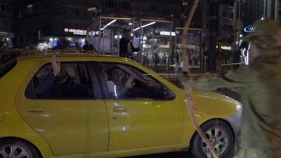 İstanbul trafiğinde şaşkına çeviren görüntü