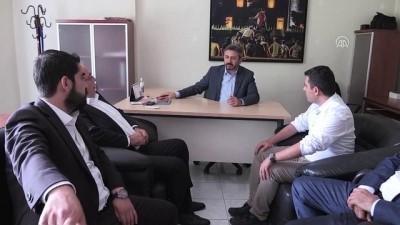 TBMM Başkanvekili Aydın: 'AK Parti eski Türkiye'nin bütün sıkıntılarını bertaraf etti' - ADIYAMAN