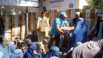 TDV'den Afganistan'a ramazan yardımı - KABİL