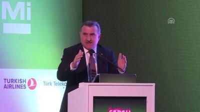 Bakan Bak: 'Türk sporunun ve amatör branşların gelişmesi için büyük bir adım atıldı' - İSTANBUL
