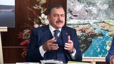 Bakan Eroğlu: 'Erbakan bunların hepsini tokatlardı' - KÜTAHYA