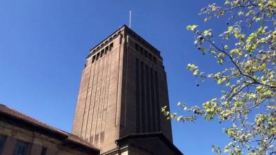 Cambridge Üniversitesi gizemli kulesini halka açtı - CAMBRIDGE
