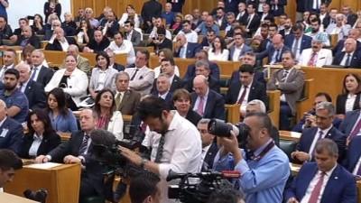 CHP Genel Başkanı Kılıçdaroğlu:'Biz çifte standart nedir bilmeyiz. Ahlaksızlık nedir bilmeyiz. Adaletsizlik nedir biliriz ama adaletsizlikle mücadele ederiz. Bizim düşüncemiz budur'