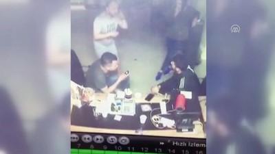 Fatih'teki cinayet anı güvenlik kamerasına yansıdı - İSTANBUL