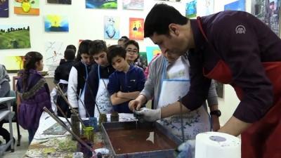 Siirtli 'Çocuk Üniversitesi' öğrencileri Ankara gezisinde - SİİRT