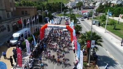 Uluslararası Mezopotamya Bisiklet Turu Şanlıurfa'da start aldı