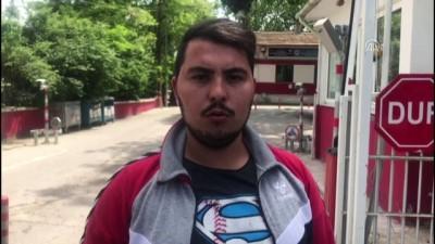 Yunan tarafına geçen Türk işçinin oğlu ve avukatının açıklaması - EDİRNE