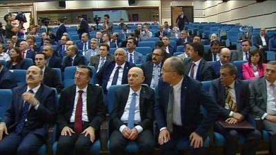Bilim, Sanayi ve Teknoloji Bakanı Faruk Özlü: ''TÜBİTAK, bilim politikamızın merkezi ve beynidir''