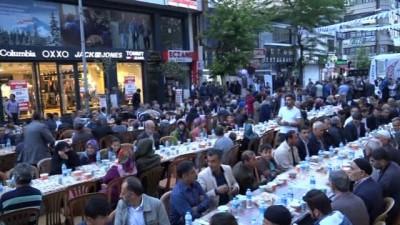Bingöl'de 5 bin kişilik iftar