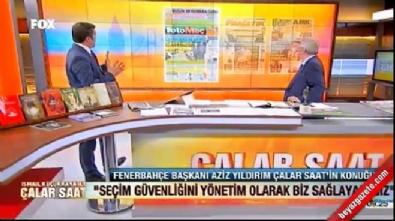 Cumhurbaşkanı Erdoğan, Aziz Yıldırım'ı destekliyor mu?