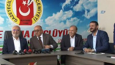 """Elitaş: """"Muharrem İnce ince ince siyaset yapıyor, Kılıçdaroğlu'da kılıç çekmiş Muharrem'i ince ince doğramaya çalışıyor"""""""
