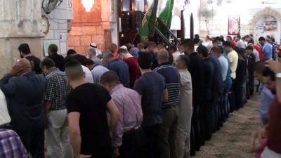 isgal - Filistin'de tarihi camilerde ramazan coşkusu - NABLUS